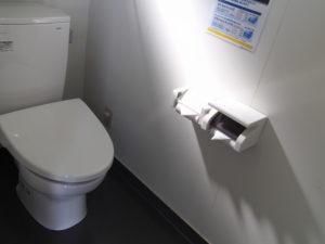 キーパー秩父 トイレ内